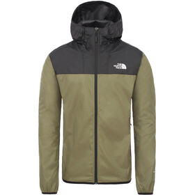 The North Face Cyclone 2 Pull à capuche Homme, tnf black/burnt olive green